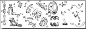 Midget Brakes